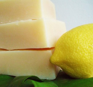 Cold process bar soap with Extra Virgin Olive Oil by pabadoo, on Flickr